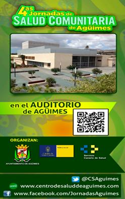 4ª Jornadas de Salud Comunitaria de Agüimes