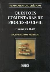 Questões comentadas de Processo Civil