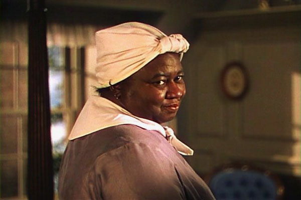 Hattie McDaniel in Gone with the Wind