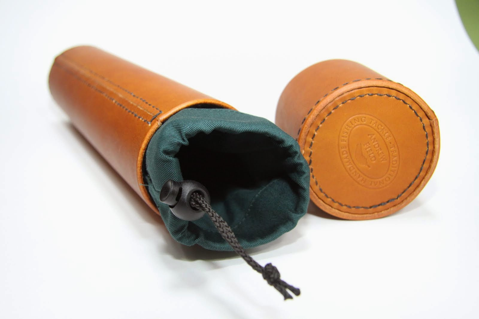 Leather Float Tubes