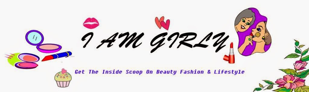 I AM Girly Blog