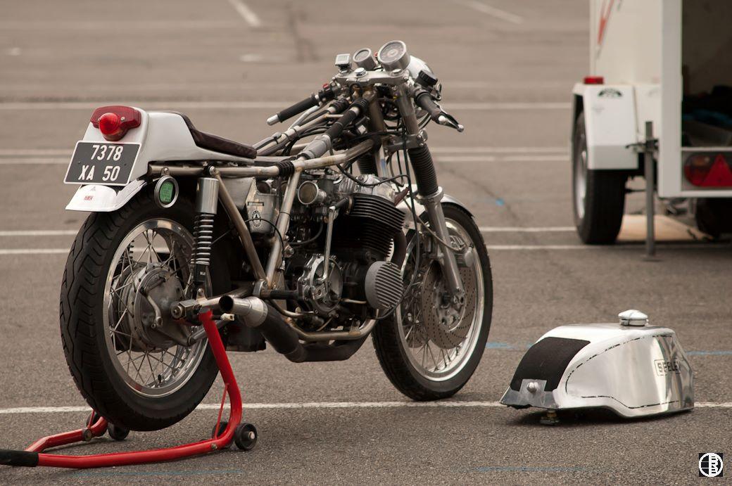 cafe racer honda motorcycle title=