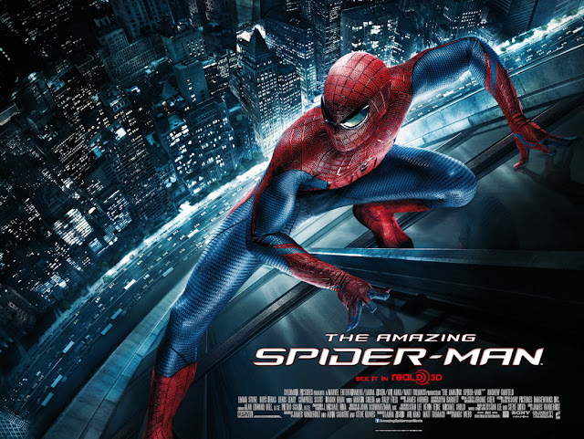 The Amazing Spider Man Film Poster Analysis