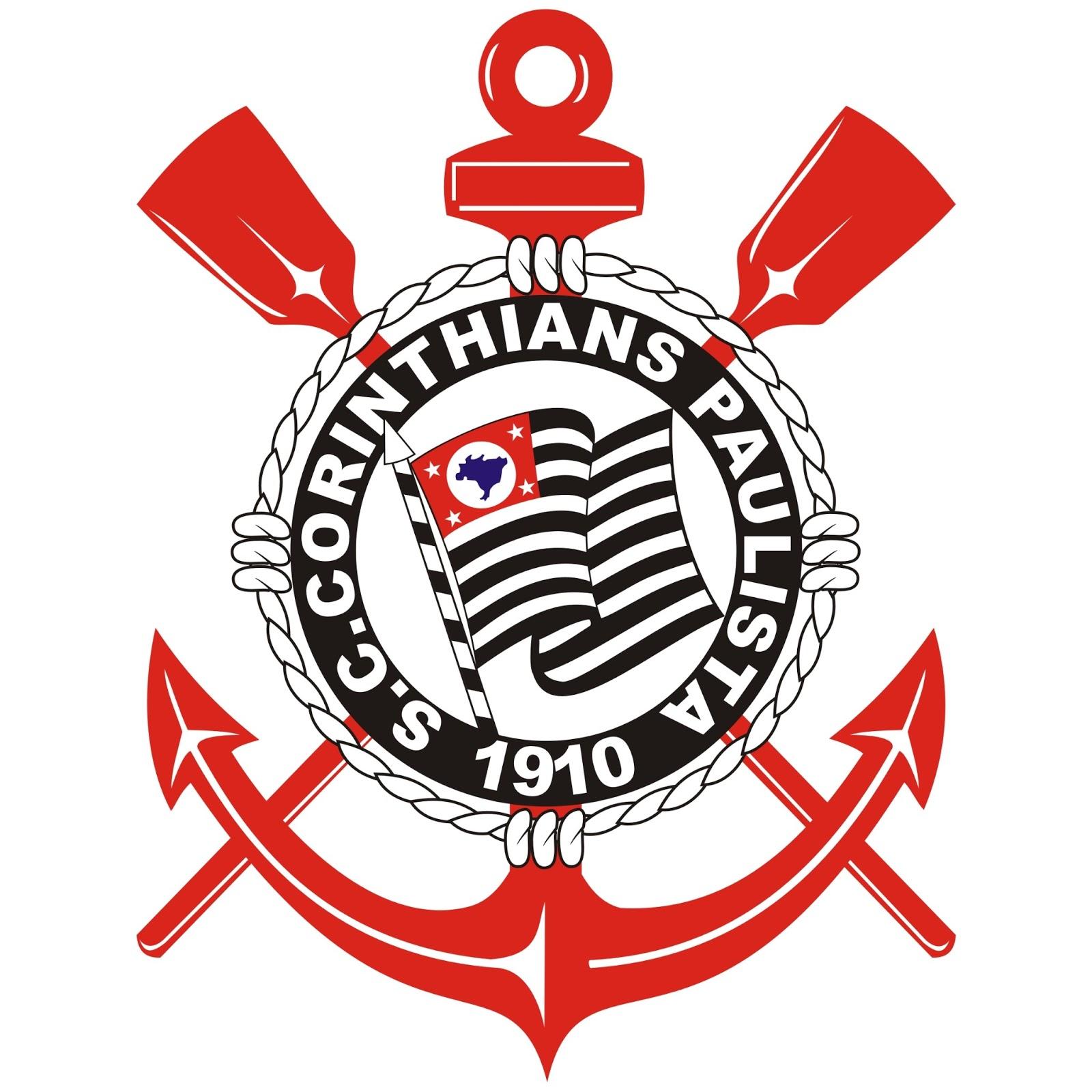 Resultado de imagem para escudo do corinthians