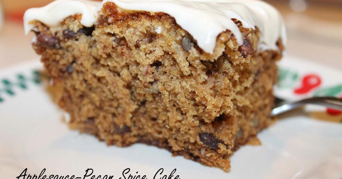 Old Betty Crocker Recipe Applesauce Cake