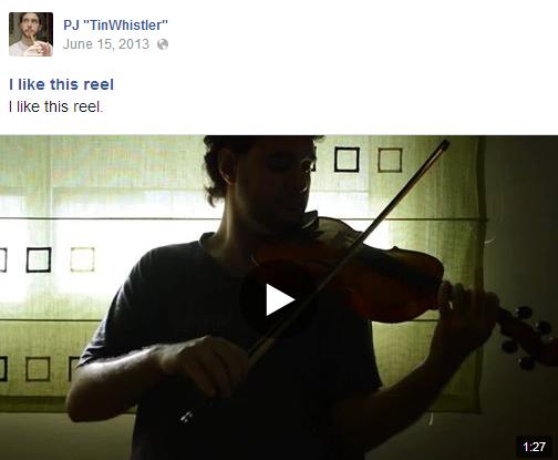 I like this reel (video on FB)