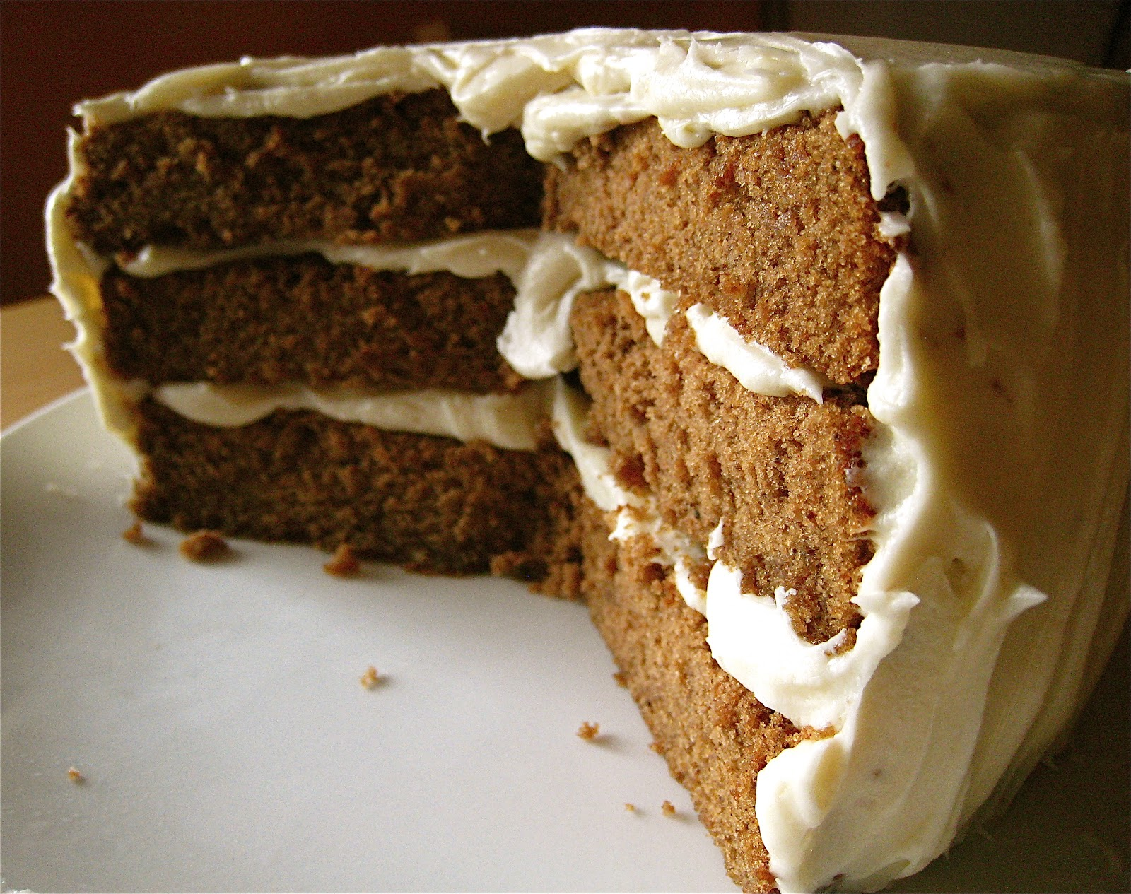 KITCHEN FIDDLER : Guinness Gingerbread Cake