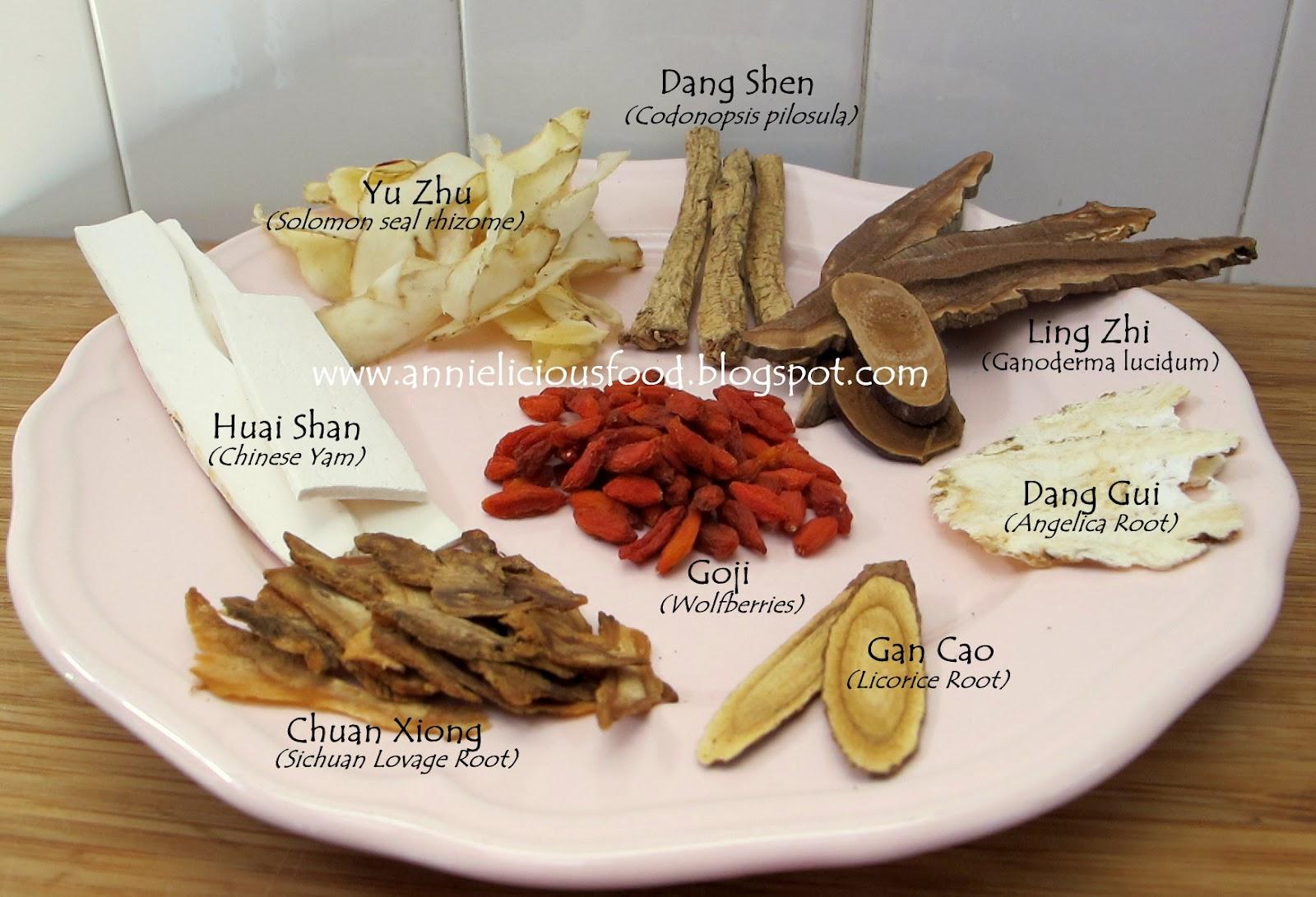 Chinese herbal treatment - Friday July 6 2012