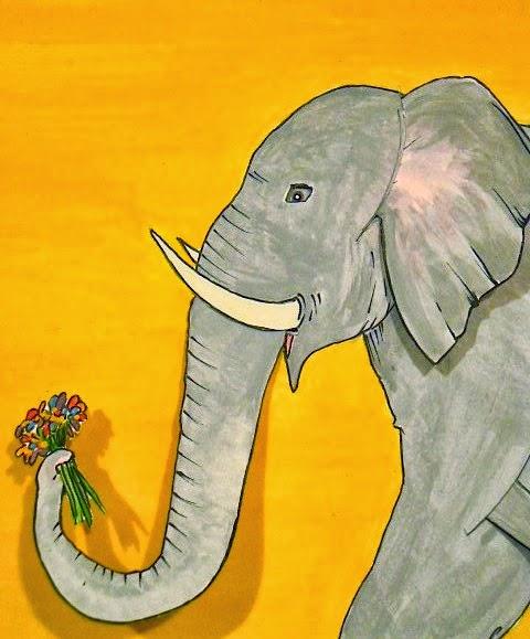 Essay of elephant