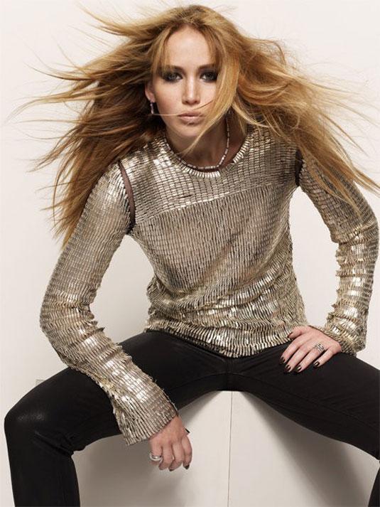 Jennifer Lawrence photo shoot 2012