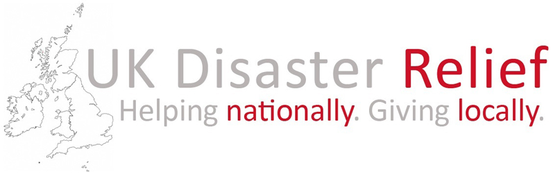 uk disaster relief (registered charity)
