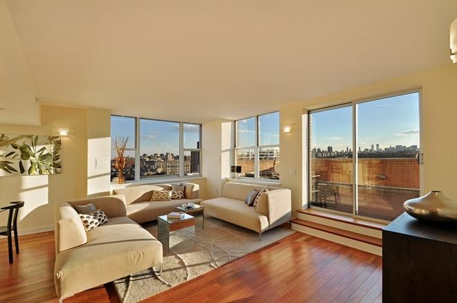 Casas minimalistas y modernas apartamento moderno en el for Casa minimalista 120m2