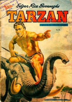 TARZAN Nº 038 1955 NOVARO