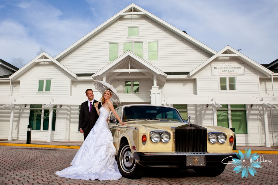 Vintage wedding car rentals skyline limousine tampa for Rolls royce motor cars tampa bay