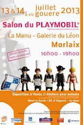 Expo-vente de Morlaix les 13 et 14 juillet 2013