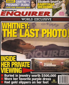 Funeral Home Owner Accused Of  Leaking Whitney Houston's Casket Photo Receives Threats
