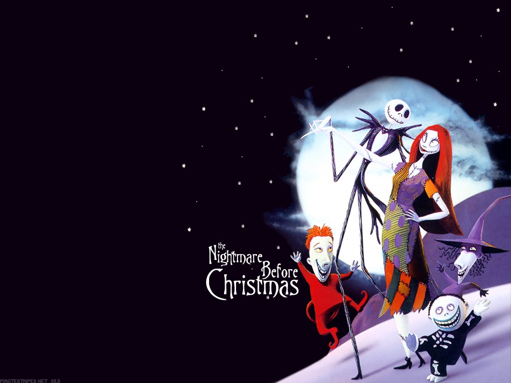 Christmas is a season of giving  And essentially  that means giving    Jack Nightmare Before Christmas