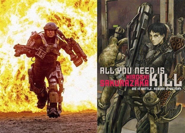 All You Need Is Kill / Al filo del mañana