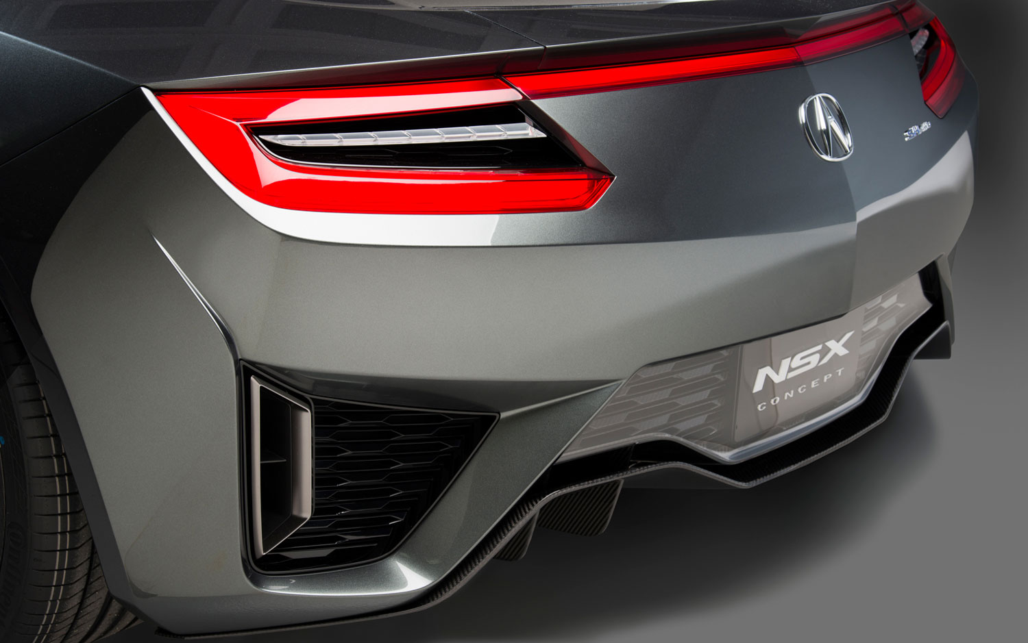 Updated Acura NSX Concept Shows Possible Interior Design