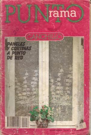 R6 Punto Rama Ganchillo - Paneles y Cortinas a Punto de Red