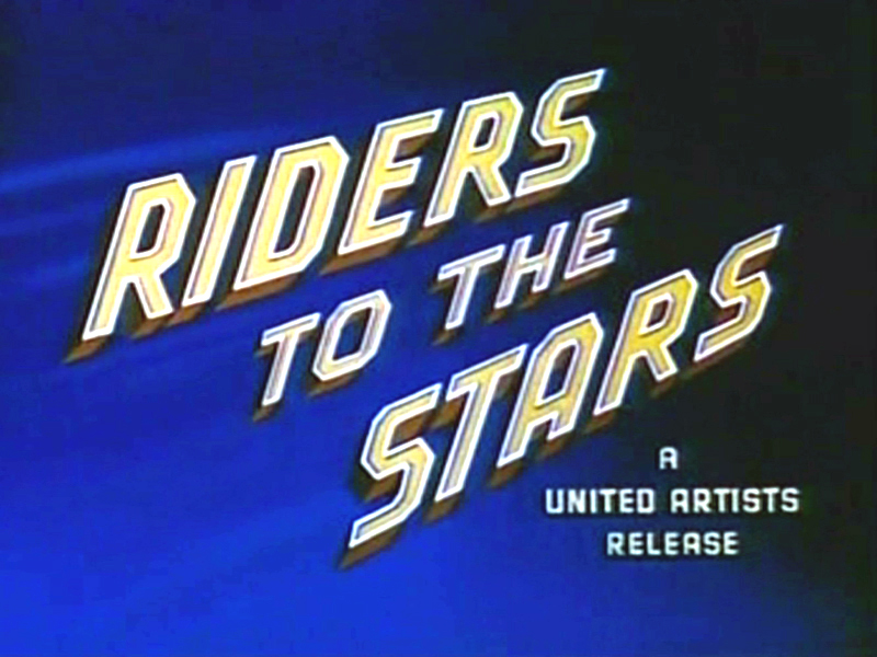 13 riders to the stars ivan tors productions 1954