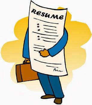Contoh resume untuk mencari lowongan kerja