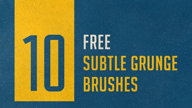 Subtle Grunge Brushes
