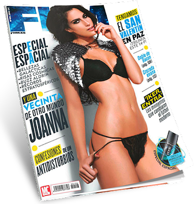 FHM Sp1072;in - Febrero 2013