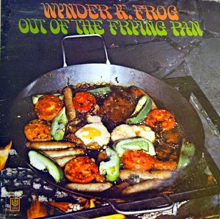 Wynder K Frog Green Door Dancing Frog