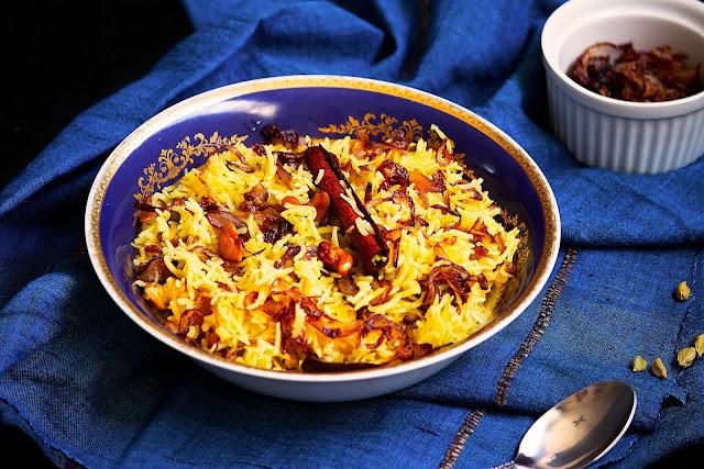 bengali sweet pulao mishti pulao bengali mitha pulao bangla pulao recipe