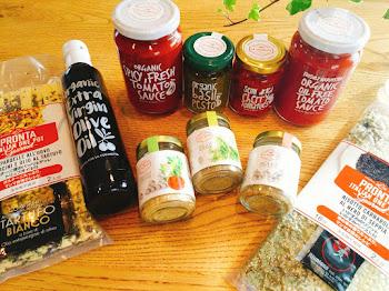 「カーサ モリミ」のイタリア食材の販売を開始しました!  ※画像をクリックするとカーサ モリミのHPをご覧いただけます。