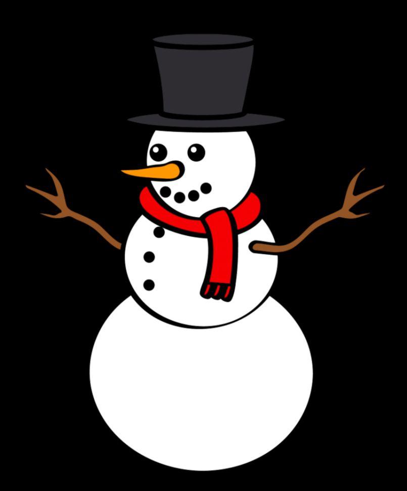 Best Snowman Clipart 2218