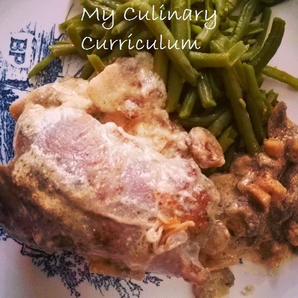 My culinary curriculum paupiettes de veau - Cuisiner des paupiettes ...