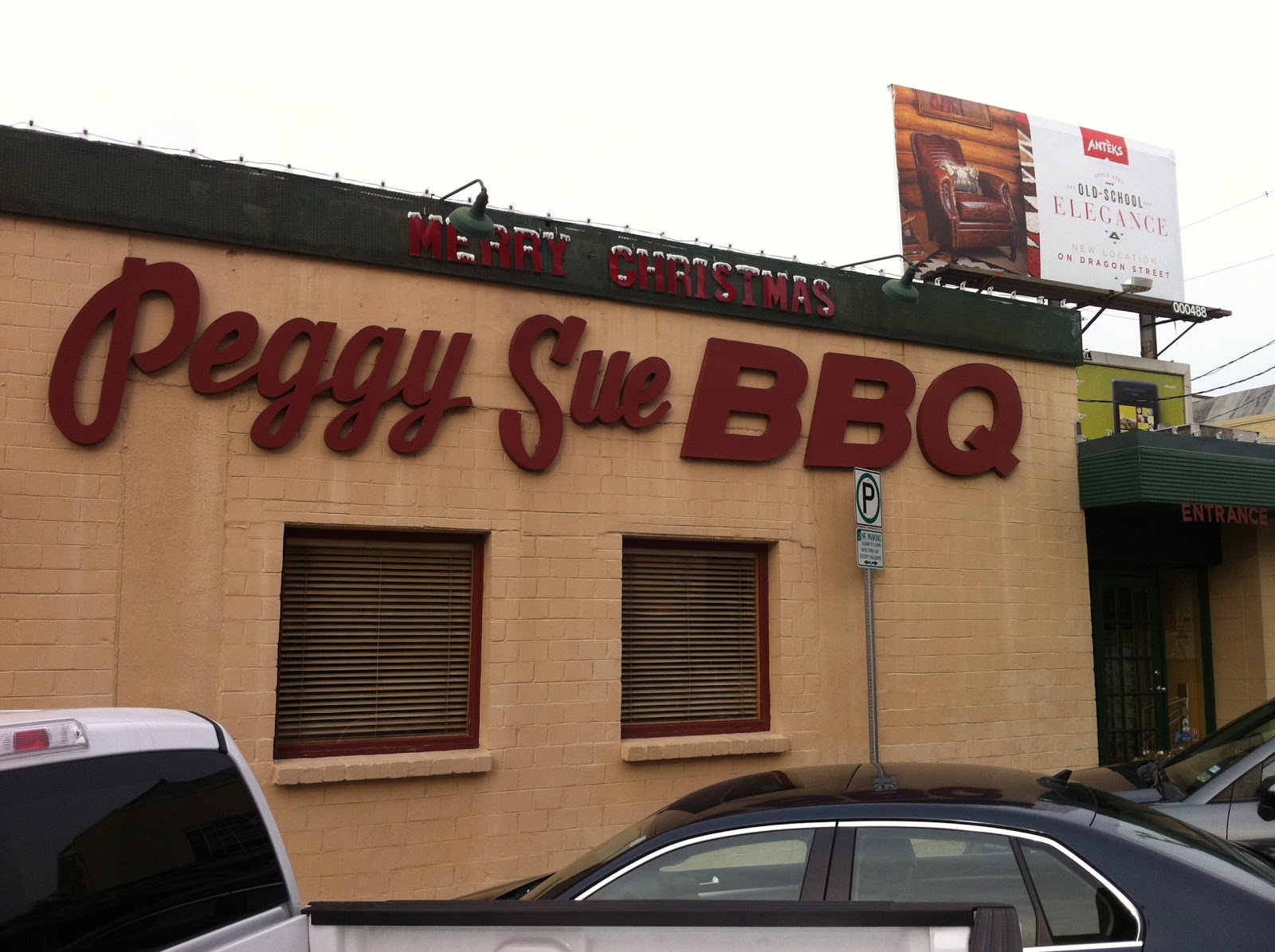 Peggy Sue BBQ Barbecue Barbeque Bar-B-Q Dallas