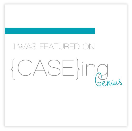 {CASE}ing Genius - aug 3rd