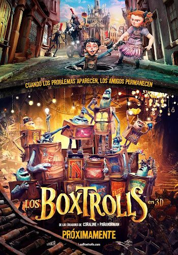 The Boxtrolls (BRRip 1080p Dual Latino / Ingles) (2014)