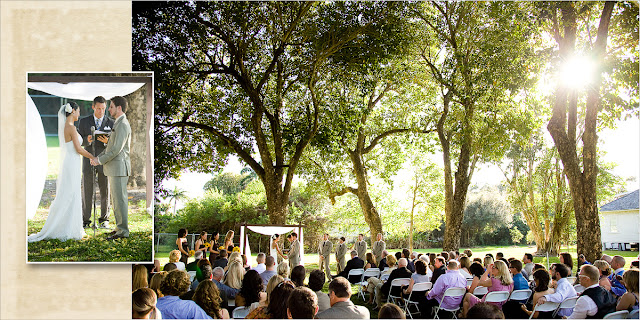 Old Davie School - Wedding Outdoors