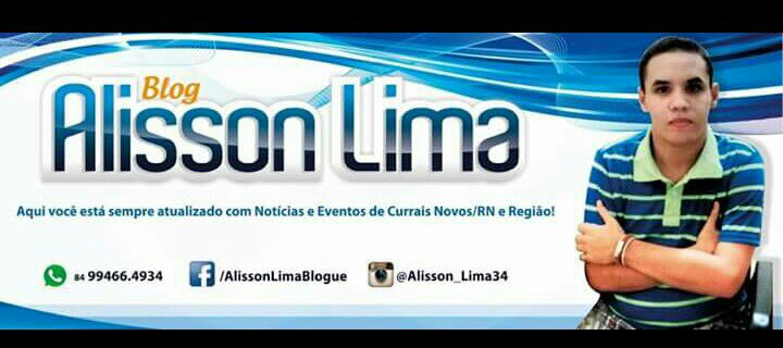 Blog do Alisson Lima