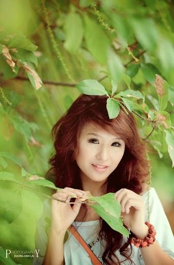 Album ảnh đẹp girl xinh Việt Nam - Ảnh 14