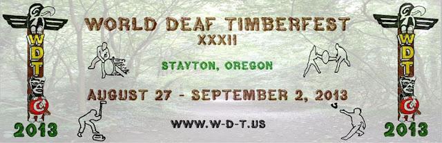 World Deaf Timberfest XXXII (Stayton, Oregon)