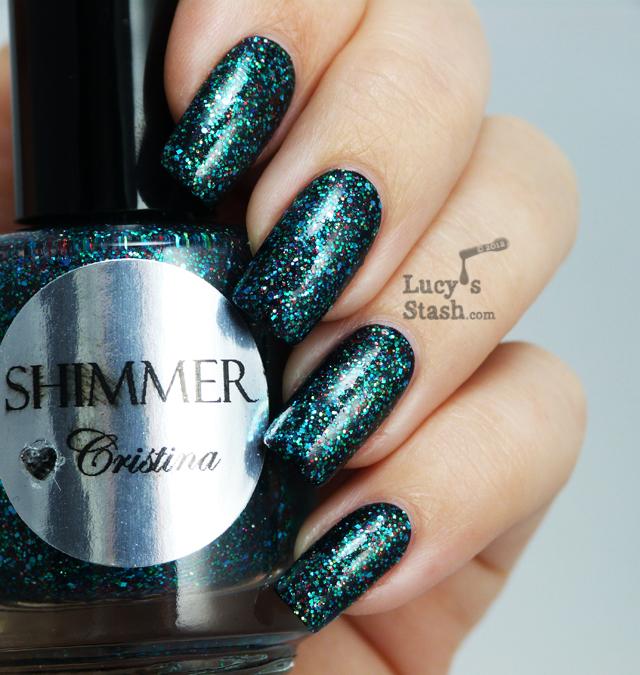 Lucy's Stash - Shimmer Polish Cristina