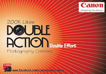"10th Winner ""200K Likes - Double Action, Double Effort"" Photography Contest"