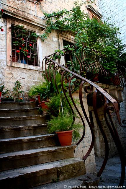 Az 1960-as években Trogirban forgatták az egyik Winnetou filmet.