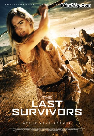 The Last Survivors 2014 poster