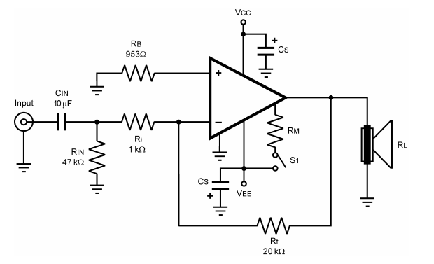 lm3886 gainclone amplifier with 6922 audio tube  part 1