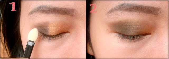 ... by Lee Via Han: IBB Challenge (January) : Must Have Red + TUTORIAL