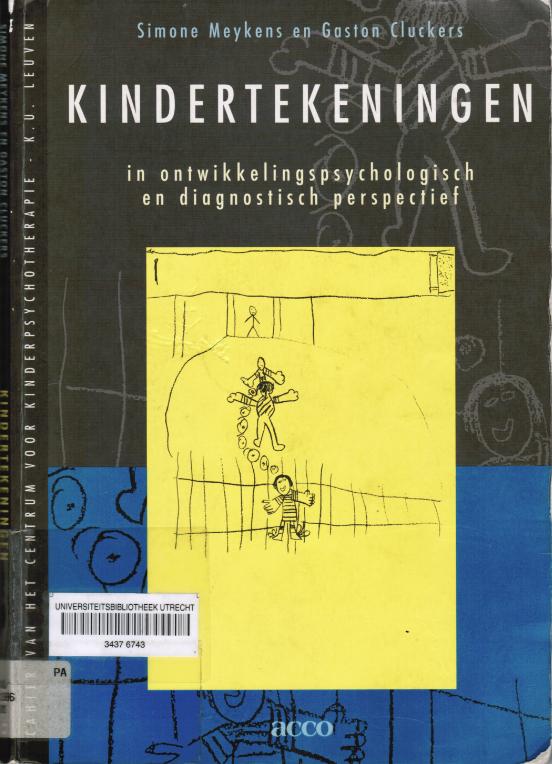 Kindertekeningen Van Literatuur Naar Praktijk Onderzoek