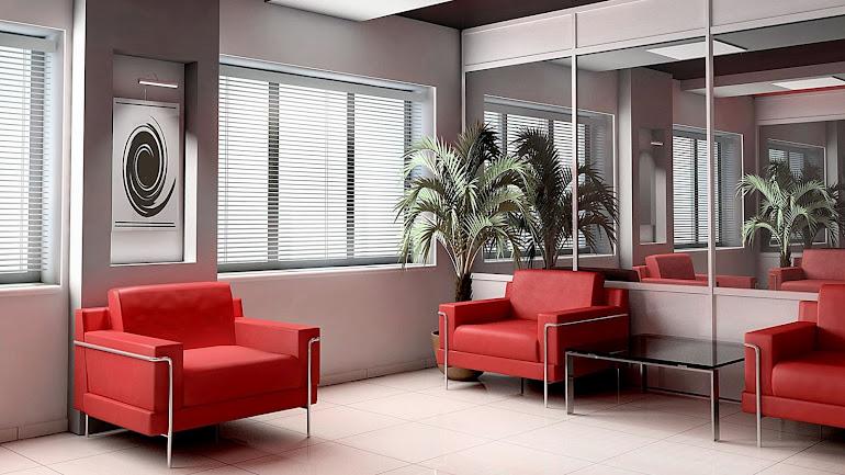 Interior Waiting Room