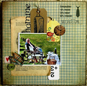 Scrapbooking on Normandy Life