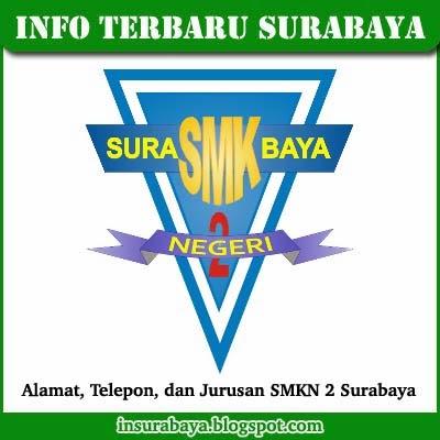 Alamat, Telepon, Jurusan, Sejarah Singkat SMKN 2 Surabaya